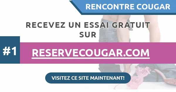 Avis sur ReserveCougar France