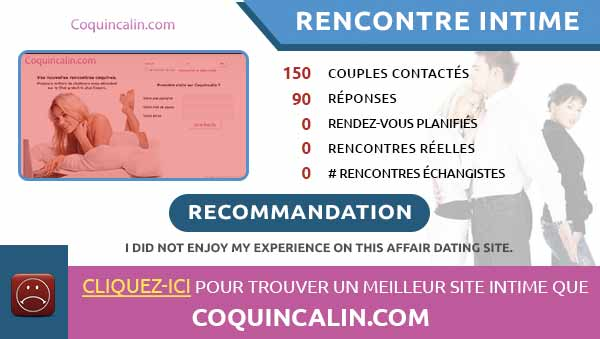 rencontres intimes sur CoquinCalin