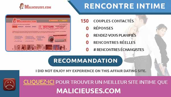 rencontres intimes sur Malicieuses