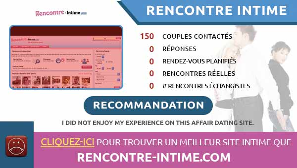 site rencontre intime Le Tampon