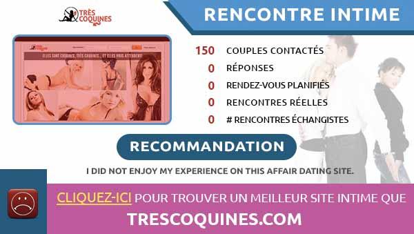 rencontres intimes sur TresCoquines