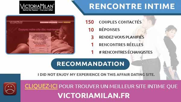 rencontres intimes sur VictoriaMilan