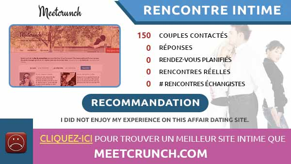 rencontres intimes sur MeetCrunch