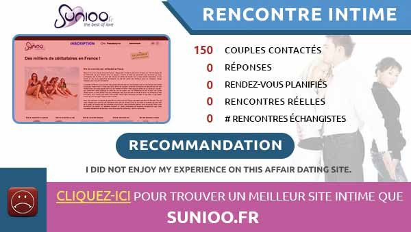 rencontres intimes sur Sunioo